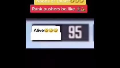 Rank pusher be like 🤣🤣