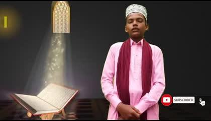 Aye Mere Pyare Baba Jaan Mere Dil Mein Hai Armaan main bhi Madrasa Jaunga banung