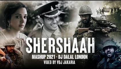 Shershaah mashup 🎸