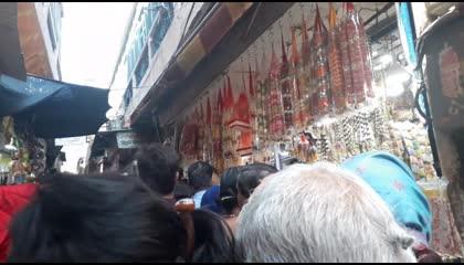 Darshan of Shri Banke Bihari Temple Vrindavan  Glimpse of Banke Bihari Temple