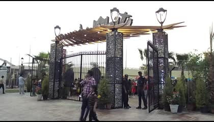 Waste to Wonder Park: Wonders of the World  Glimpse of India