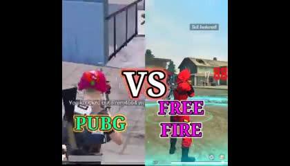 free fire vs pubg sayari new viral video💥💥💥💥💥💥💥💥🤑🤑🤑🤑🤑(free fire lover)