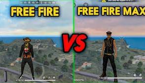 Free fire vs free fire max New short sayri video