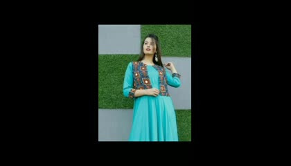 suit with kurti jacket by11fashion