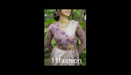 contemporary blouse designs by 11 fashion
