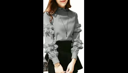 latest sleeves by 11 fashion