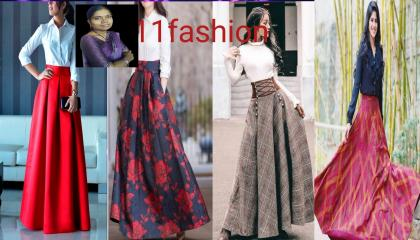 Beautiful skirt designs by 11 fashion
