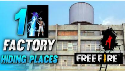 free fire factory Hiden tips and tricks