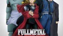 Fullmetal alchemist brotherhood opening in Hindi dubbed