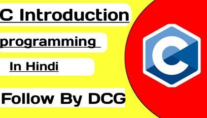 C tutorial Introduction part 1