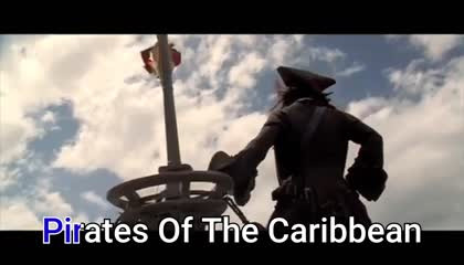 PIRATES OF THE CARIBBEAN Adventures & Remix