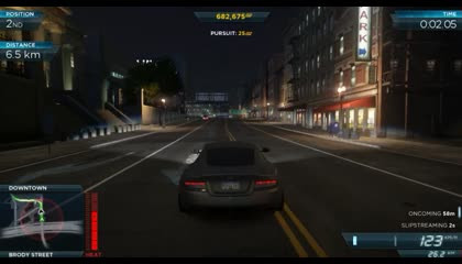 Need for Speed Mostwanted 2012 Aston Martin vs Ford Mustang