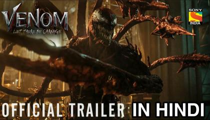 Venom official trailer (2021) in Hindi