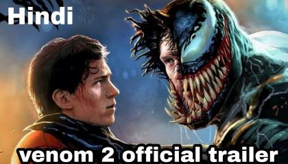 Venom 2 (2021) office trailer in hindi  Best movie follow like share  Action