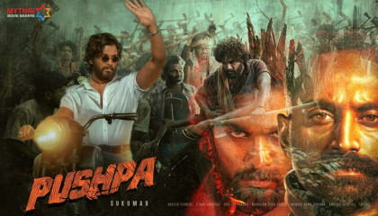 पुस्पा official trailer in Hindi, Allu Arjun की आने बाली सबसे बड़ी movie 🎥