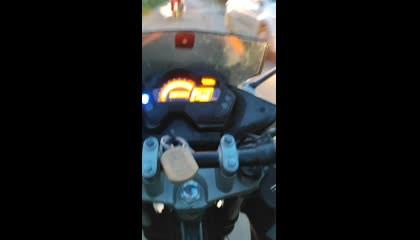 night bike riding short video
