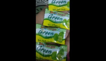 Green Apple Rich Apple Candy🍬🍬 Choclates