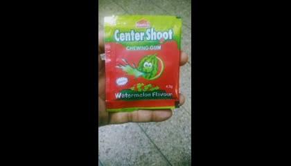 Center Shoot CHEWING GUM