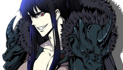 Best Villain based manga
