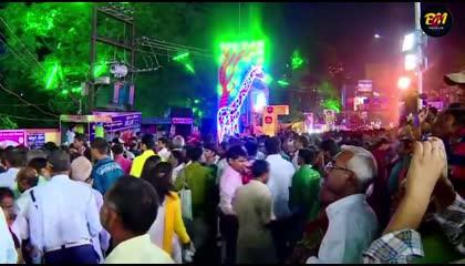 VIDEO  निमिया पे झुलेली मईया  Khesari Lal Yadav  Nimiya Pe Jhuleli Maiya