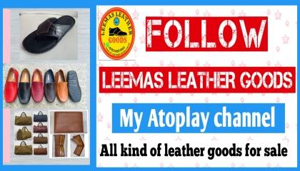 men's lofar shoe genuine leather shoe men's shoes All size and colour available