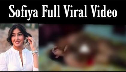 sofia ansari viral video