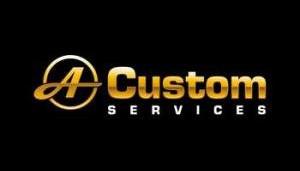 A Custom Services Inc