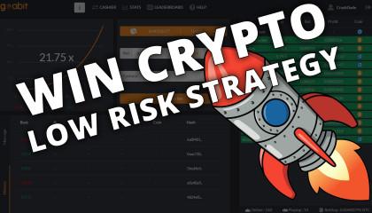 क्रिप्टो क्रैश गेम अल्टीमेट विनिंग स्ट्रैटेजी [कम जोखिम] Crypto Crash Game Site
