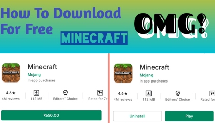 How To Download Minecraft For Free  By- Techno Star YT