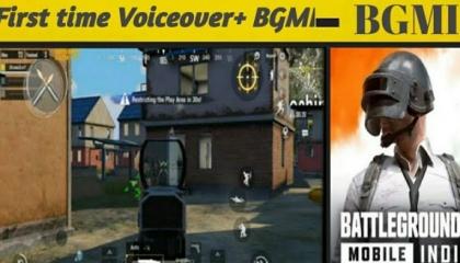 BGMI- full rush gameplay/amazing gameplay by- Ultimate Star YT.