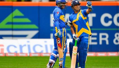 Virender Sehwag 55 off 22 _ Sachin's Blasters vs Warne's Warriors 2015 _ 1st T20