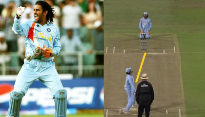 INDIA vs PAKISTAN 2007 World Cup Last Over__ India win by Ball-Out