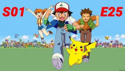 Pokemon Season One Ep025