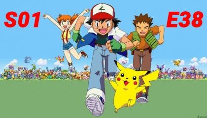 Pokemon Season One Ep38