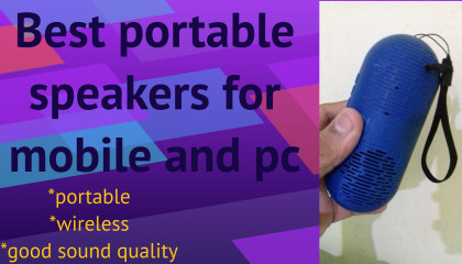 Best Budget Bluetooth Speakers under 300 Rs review  cool tips