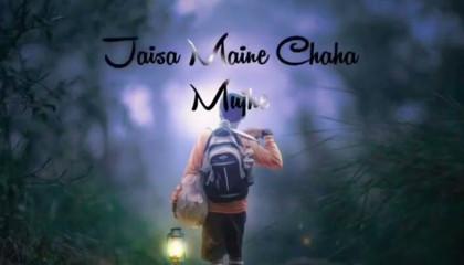 Jaisa mene chaha muje Besa koi Dikha nhii 🥰New Hindi status 2021  Love Song S