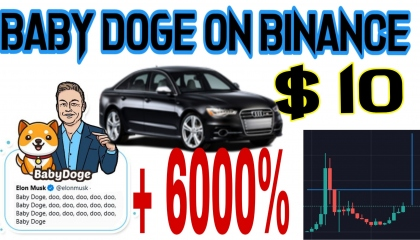 baby doge coin new update in hindi / today price  up 67% / baby doge on binance