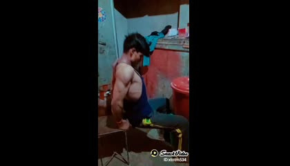 Big Triceps At Home Fitness Tips On Abhi