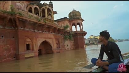 वाराणसी में बाढ़  काशी में बाढ़  बनारस में बाढ़  गंगा में बाढ़  Varanasi flood