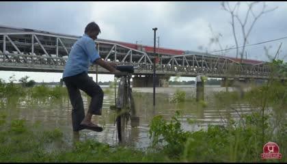 flood in Prayagraj  flood in Allahabad 2021 Uttar Pradesh