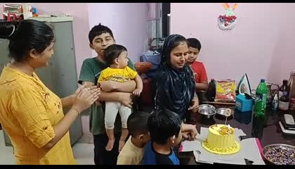 BIRTHDAY OF LITTLE BROTHER