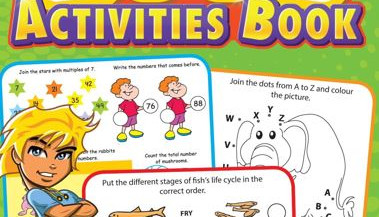 1001 Activities book Classes For Kids part 11