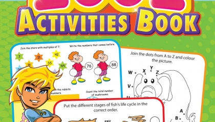 1001 Activities book Classes For Kids part 8