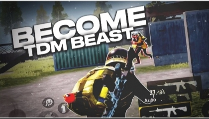 KING OF TDM  GOD GAMEPLAY IN REDMI Y2  PLAYING LIKE BEAST