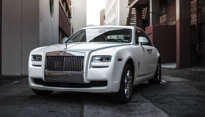 Rolls Royce WRAITH & GHOST Black Badge by MANSORY 2021 - LUXURY CARS
