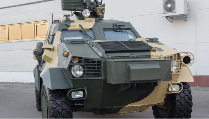 10 Most Powerful Armored Vehicles in the World
